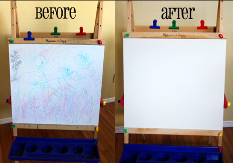 How to clean whiteboards